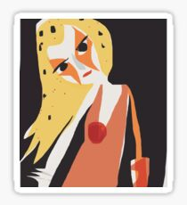 Cheetara Thundercats Sticker