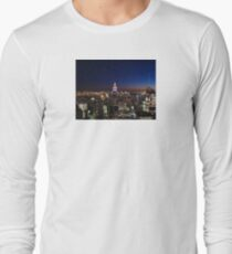 Empire State Building in New York City T-Shirt