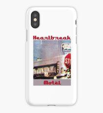 Heartbreak Motel iPhone Case/Skin