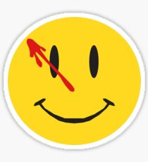 watchmen stickers redbubble