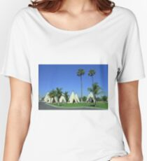 Route 66 - Wigwam Motel Women's Relaxed Fit T-Shirt