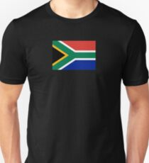 South Africa Flag - African Rugby Springboks, Sticker Duvet Bedspread T-Shirt Unisex T-Shirt