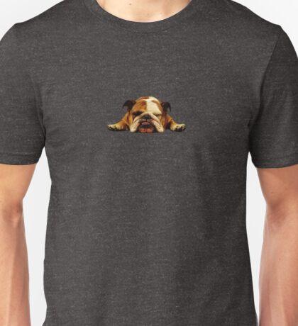 English Bulldog - Lazy Beast Unisex T-Shirt