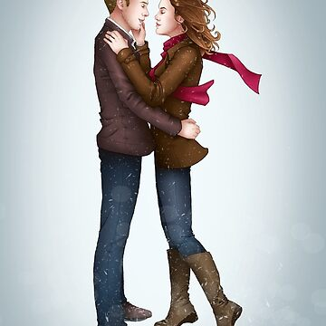 Fitzsimmons - Winter Fluff by eclecticmuse