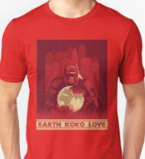 Earth Koko Love Unisex T-Shirt