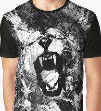 Lions Ambition (Monotoned) Graphic T-Shirt