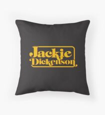 Jackie Dickensons Merchandise Kissen