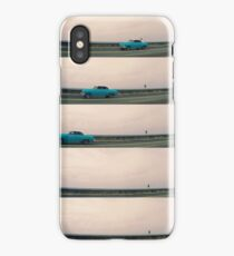 Going, going, gone iPhone Case