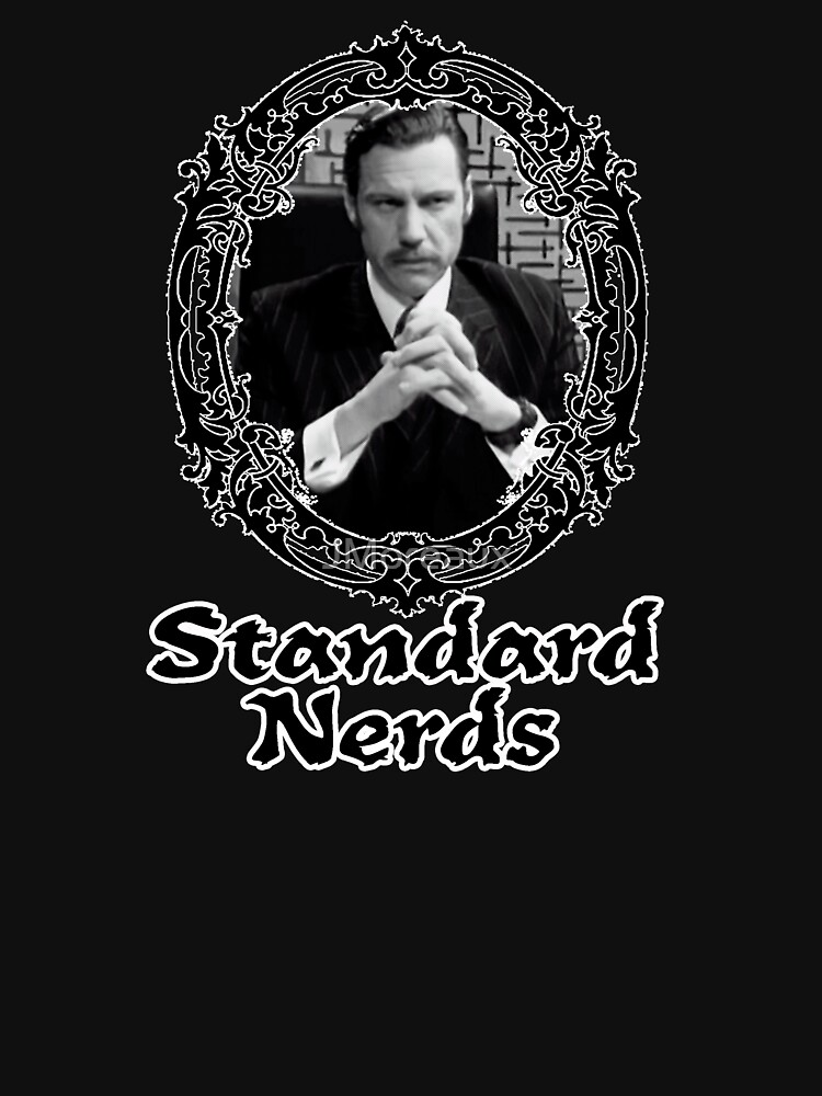Nerds estándar de JMoreaux
