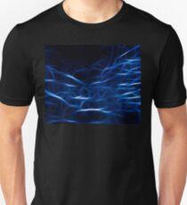 Matrix Blue Unisex T-Shirt