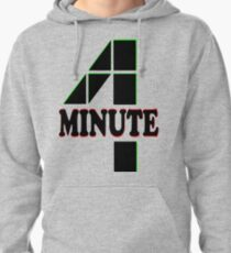 ♥♫Hot Fabulous K-Pop Girl Group-4Minute Cool K-Pop Clothes & Phone/iPad/Laptop/MackBook Cases/Skins & Bags & Home Decor & Stationary♪♥ Pullover Hoodie