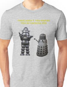 The Wrong Droids Unisex T-Shirt