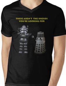 The Wrong Droids Mens V-Neck T-Shirt