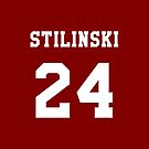 Stilinski Varsity by WhovianWizard