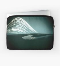 6 month exposure at The river Cuckmere Laptop Sleeve