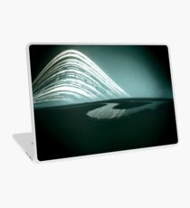 6 month exposure at The river Cuckmere Laptop Skin