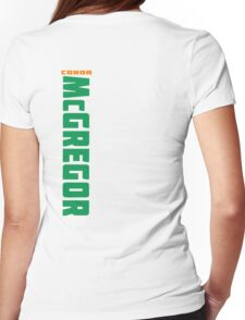 Conor McGregor (check artist notes for limited edition link)  Womens Fitted T-Shirt