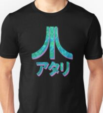 Vaporwave Atari Unisex T-Shirt