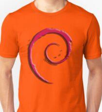 Debian Logo Unisex T-Shirt