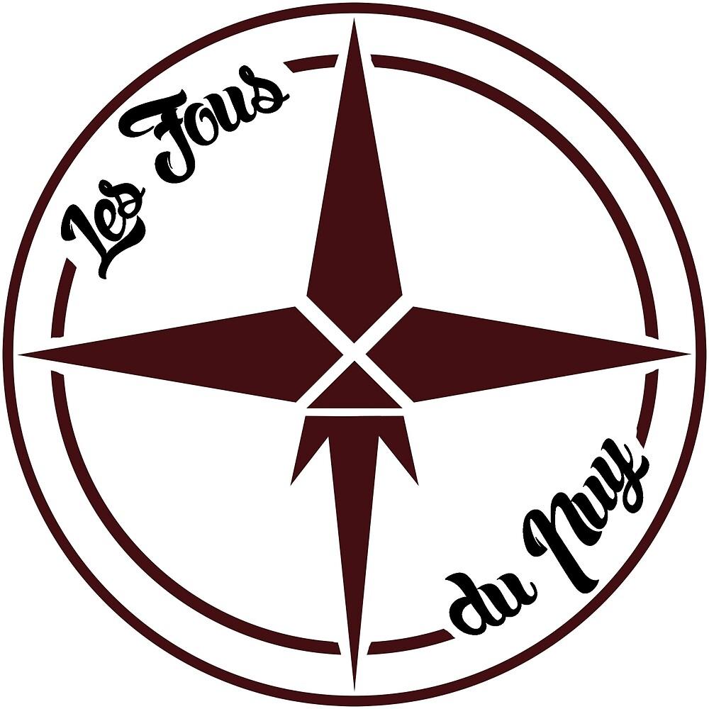 « Logo Les Fous Du Puy » par Siivia