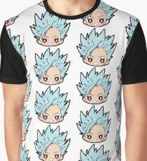 Chibi Ban Graphic T-Shirt