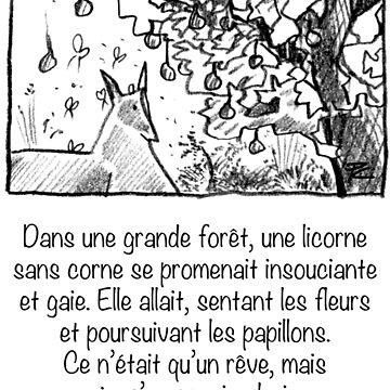 Licorne sans corne by doubleme2