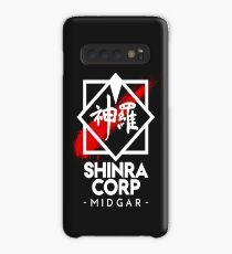 Shinra Corp - Midgar Hülle & Klebefolie für Samsung Galaxy