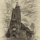 English Church by Lisa Kent