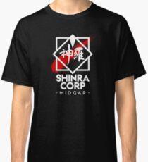 Shinra Corp - Midgar Classic T-Shirt