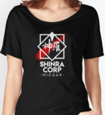 Shinra Corp - Midgar Women's Relaxed Fit T-Shirt