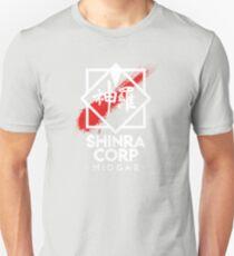 Shinra Corp - Midgar T-Shirt