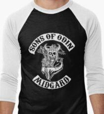 Sons Of Odin - Midgard Chapter Men's Baseball ¾ T-Shirt