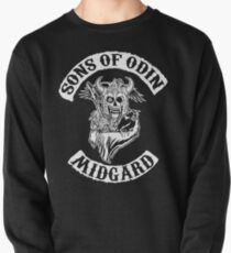 Sons Of Odin - Midgard Chapter Pullover