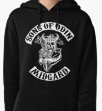 Sons Of Odin - Midgard Chapter Pullover Hoodie