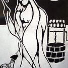 The Watcher of the Lamb by Tony Elliott