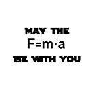 Star Wars Physics Force  by fennywho