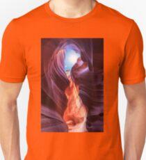 Antelope Canyon in Page, Arizona Unisex T-Shirt