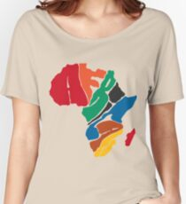 African - Africa T-Shirt & Hoody Women's Relaxed Fit T-Shirt