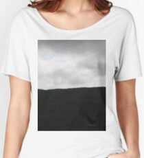 Cloudy Day Women's Relaxed Fit T-Shirt