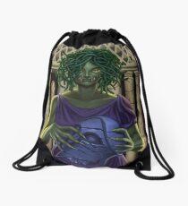 Gorgon Drawstring Bag
