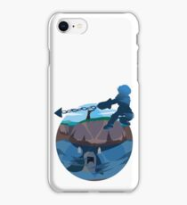 Water Temple iPhone Case/Skin