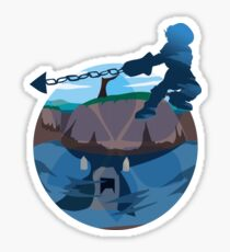 Water Temple Sticker