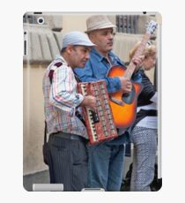 Entertaining The Line iPad Case/Skin