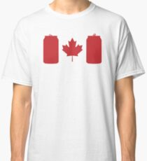 Beer Can-ada Classic T-Shirt