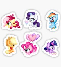 Hearts n Hooves Sticker