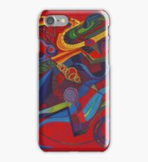 Surreal Medieval Weaponry iPhone Case/Skin