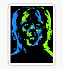 Karloff Sticker