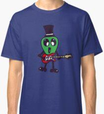 Plectruman By Ben Classic T-Shirt