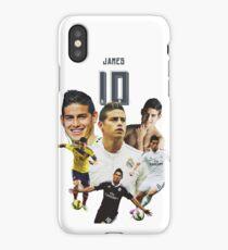 James Rodriguez collage iPhone Case