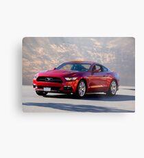 2015 Ford Mustang 5.0 Metal Print